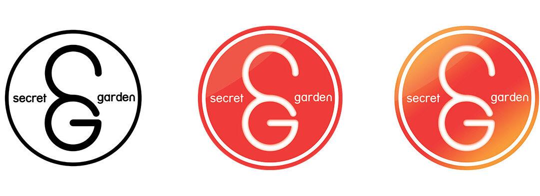 Secret Garden Logo Design Update